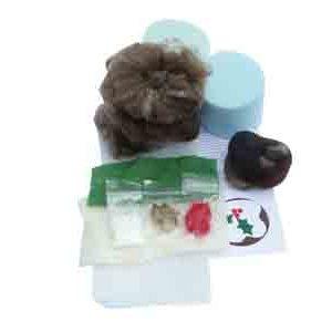 Needle Felting Christmas Pudding Kit-26249