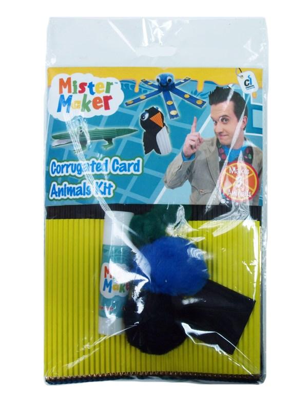 Mister Maker - Corrugated Card Animals-26220