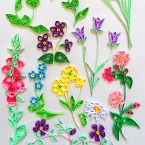 Themed Quilling Kits