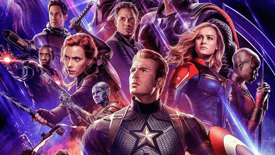 Avengers Endgame: 2019 (Movie Review) B+