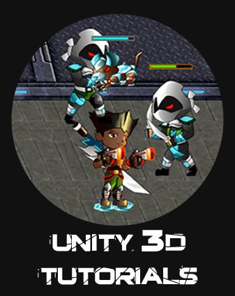 Unity 3D Tutorials Banner1
