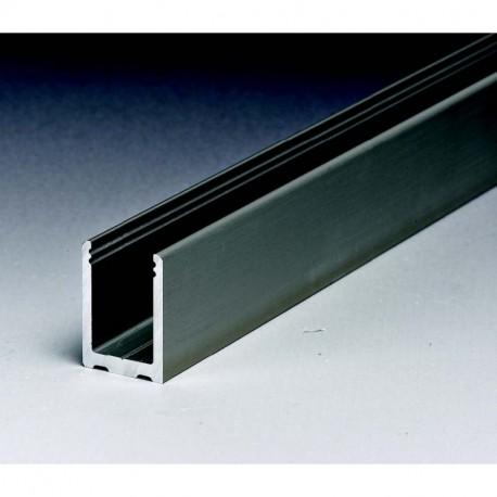profil u en aluminium