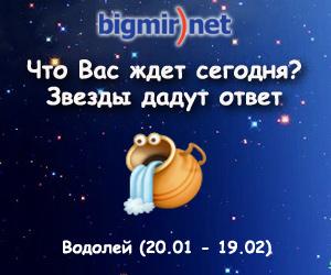 Рекламный баннер bigmir.net