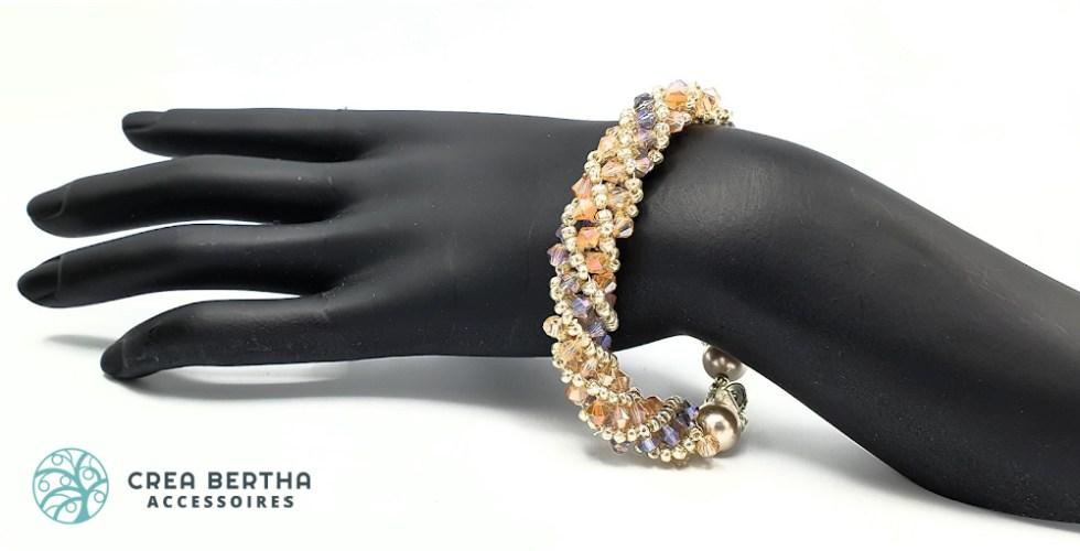 Russian Spiral Armband