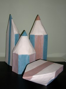 lapices carton piedra