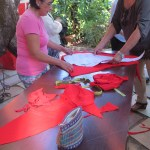 decoracion escenario sahara