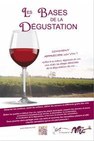 Document pédagogique initiation à la dégustation du vin