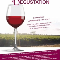 Document pédagogique initiation à la dégustation du vin