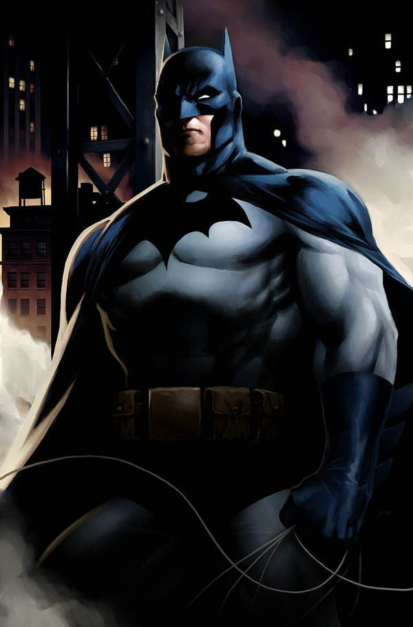 Batman_by_JPRart