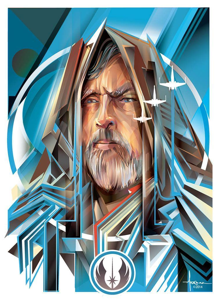 ilustraciones_star_wars_the_force_awakens_the-LIGHT_vector_orlando-arocena