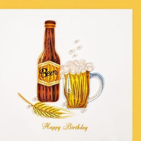 Grusskarten Ak Dresden Manner Bei Der Bierverkostung Grusskarte