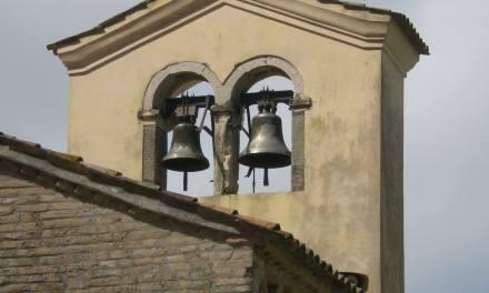 Campanile della Chiesa di Santa Maria Assunta di Santa Marizza Di Varmo