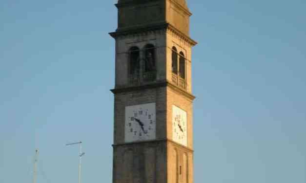 Campanile della Chiesa Parrocchiale San Lorenzo di Varmo