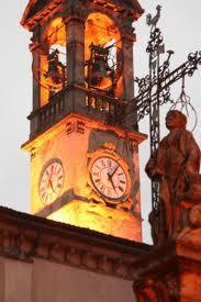 Campanile della Chiesa Parrochiale Sant'Eufemia di Oggiono