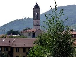 Campanile della Chiesa Parrocchiale di San Giovanni Evangelista di Galbiate