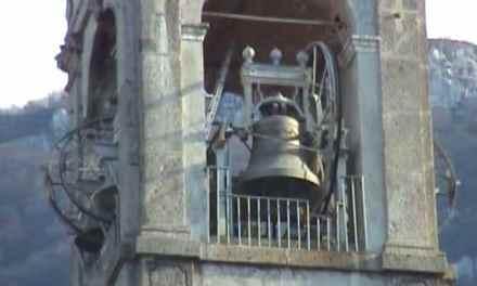 Campanile della Chiesa Parrocchiale di Sant'Andrea Ap. di Maggianico (rione Lecco)