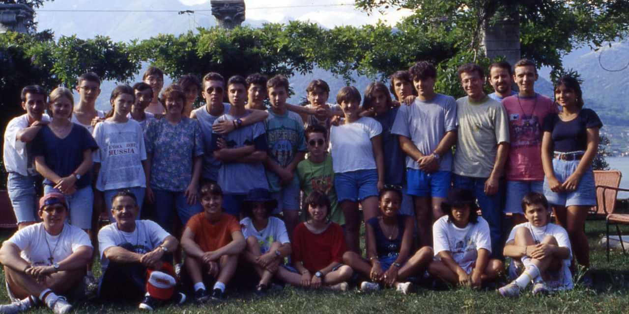 Campo Adolescenti 1994 – Bevera