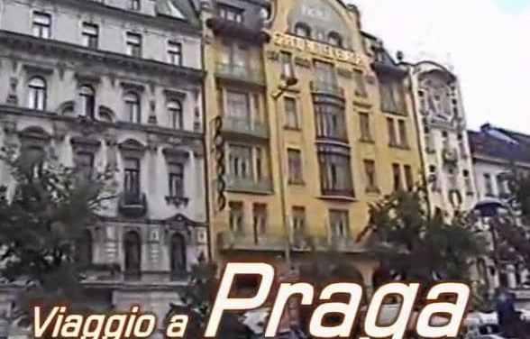 Viaggio a Praga (prima parte)