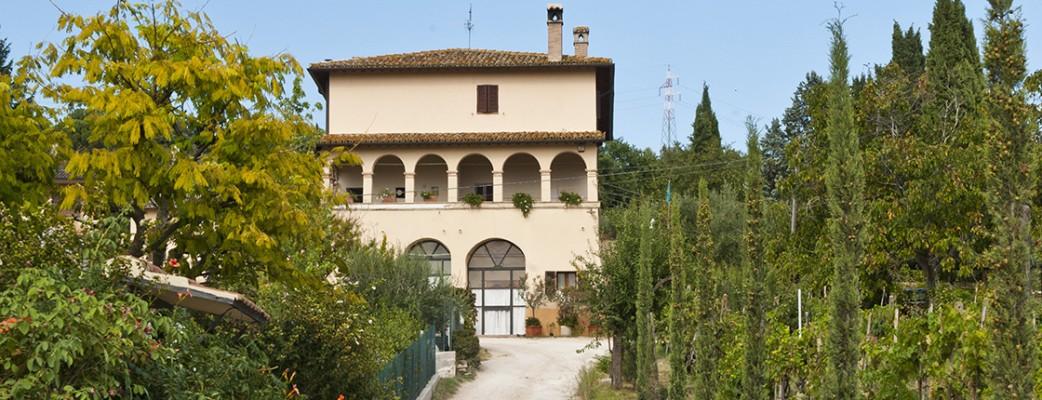 Casa Castellina
