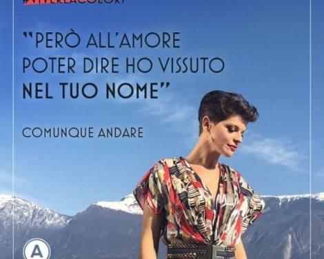 Comunque andare – Alessandra Amoroso