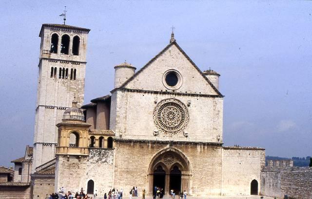 Assisi - Chiesa di San Francesco