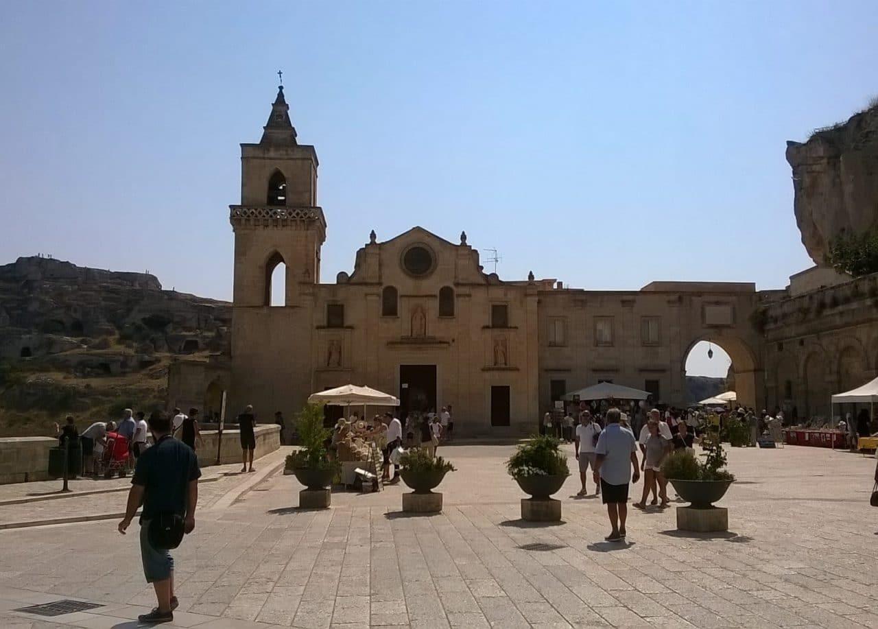 Matera il suo Duomo - Obbiettiva