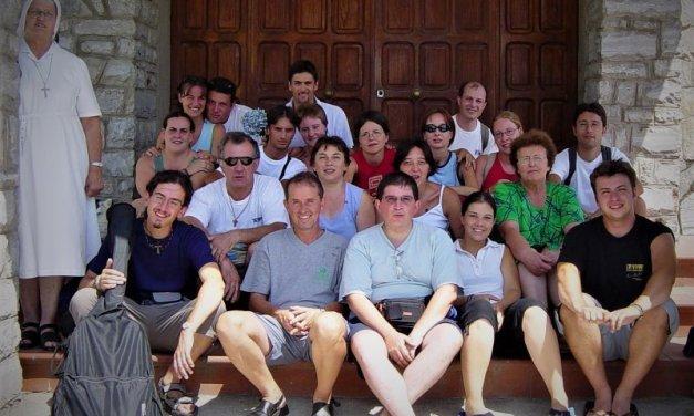 Santa Venere – Campo giovani 2003
