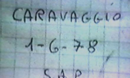Gita a Caravaggio – 1 giugno 1978 – 28° puntata