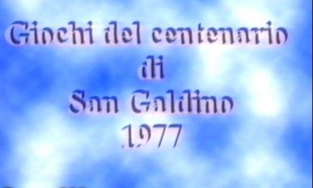 Festa VIII centenario San Galdino – 1977 – 26° Puntata
