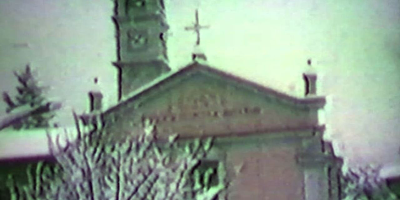 Lavori di ristrutturazione della Chiesa