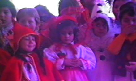 Carnevale dei Bambini dell'asilo 1983