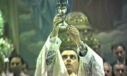 Prima Santa Messa Don Luciano Capra