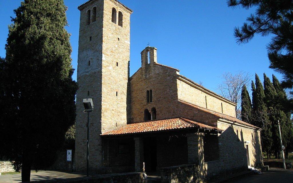 Campane del Santuario di Muggia Vecchia, Muggia (Trieste)