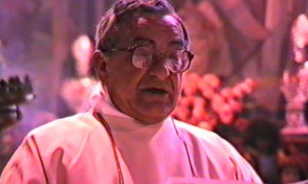 Santa Messa per il 40° anniversario