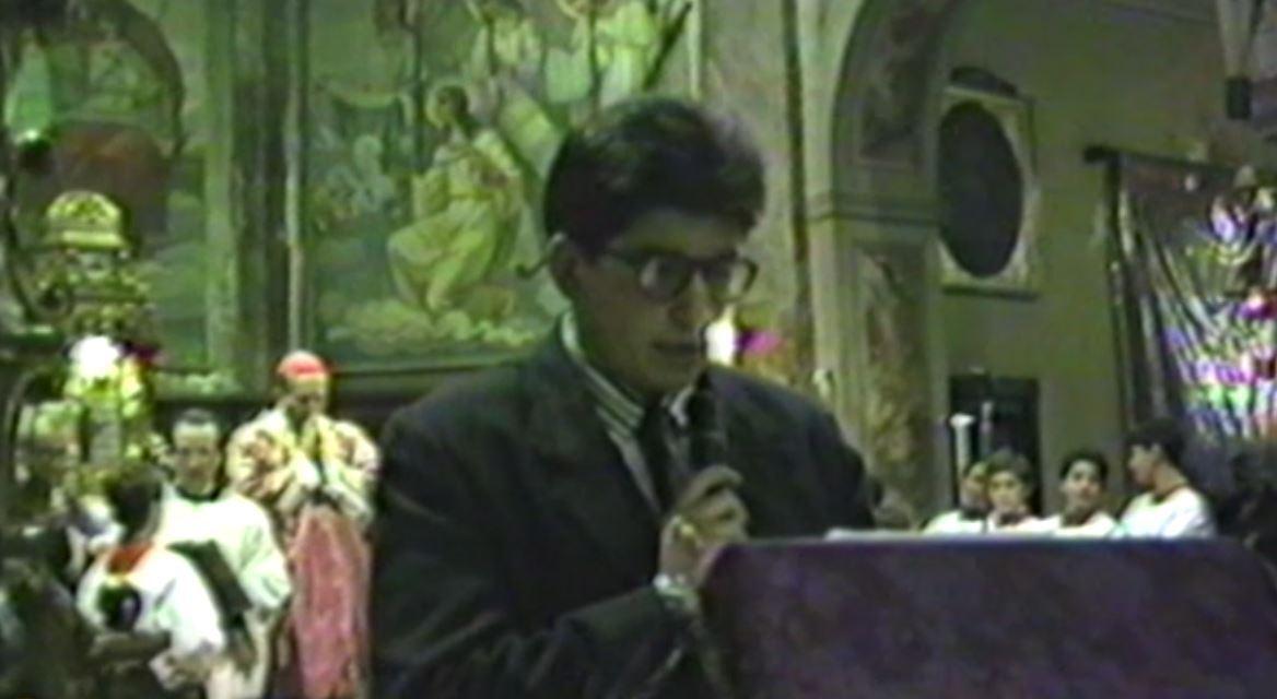 Visita pastorale Cardinal Carlo Maria Martini