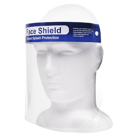 visière protection anti covid