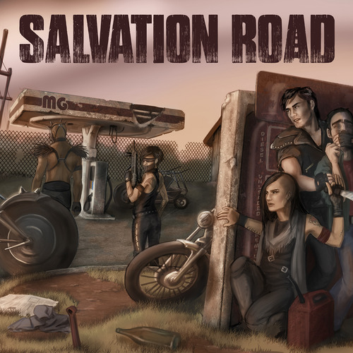 Salvation Road Cover