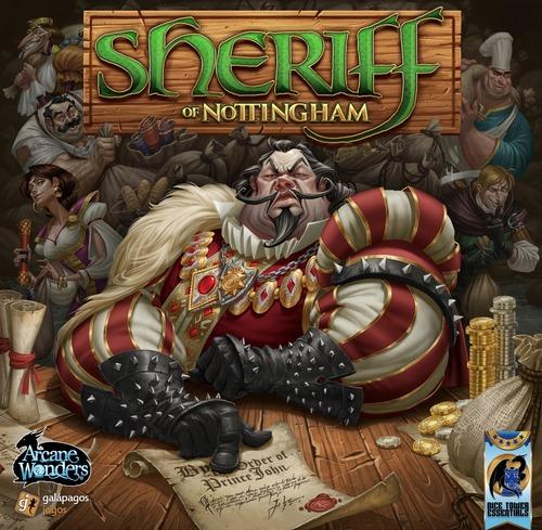 Sheriff of Nottingham cover