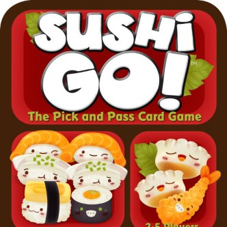 Sushi Go! Cover