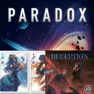 Paradox, Hocus, Deception