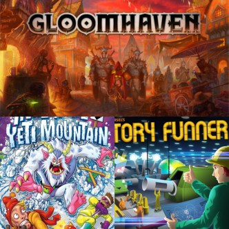 Gloomhaven, Avalanche at Yeti Mountain, Factory Funner