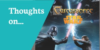 Reviews Carcassonne Star Wars