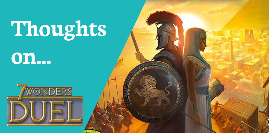 7 Wonders Duel Review – Creaking Shelves image