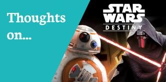 Reviews Star Wars Destiny