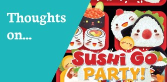 Reviews Sushi Go Party