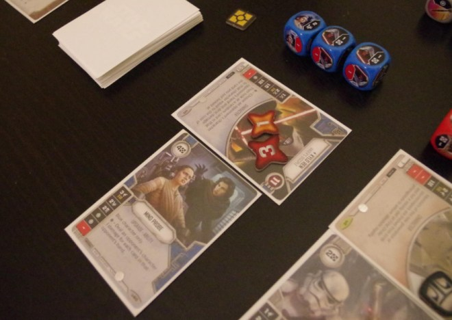 Star Wars Destiny Mindprobe
