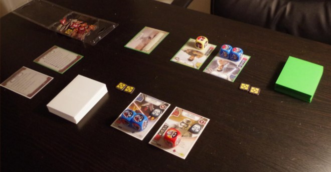 Star Wars Destiny Setup