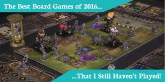Best Games 2016 Not Played