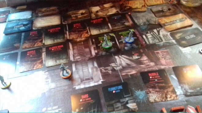 This War Of Mine Board