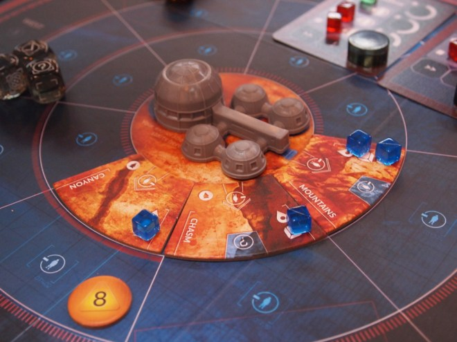 First Martians Mars